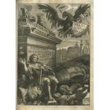Maimbourg (P. Louis) S.J. Histoire de la Decadence de l'Empire apres Charlemagne, 4to Paris 1679.