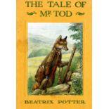 Children's Books: Potter (Beatrix) The Tale of Mr. Tod, 12mo, L. (F. Warne) 1912, illus.