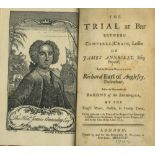 Annesley Trial: The Trial at Bar between Campbell Craig, Lessee of James Annesley, Esq.
