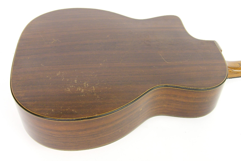 1933 Selmer Orchestra model Maccaferri oval sound hole guitar, no. 269 - Image 5 of 22