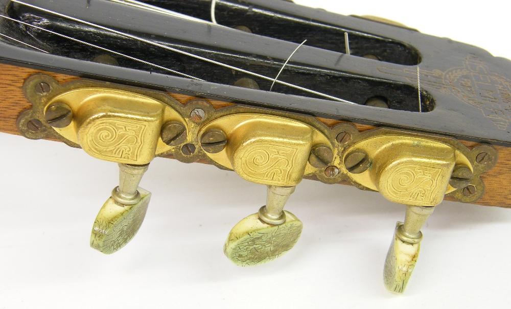 1933 Selmer Orchestra model Maccaferri oval sound hole guitar, no. 269 - Image 8 of 22
