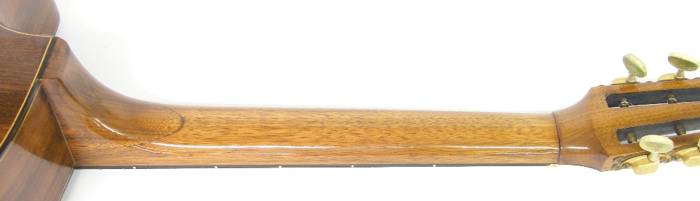 1933 Selmer Orchestra model Maccaferri oval sound hole guitar, no. 269 - Image 13 of 22