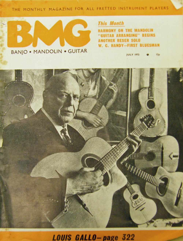 1933 Selmer Orchestra model Maccaferri oval sound hole guitar, no. 269 - Image 22 of 22