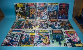 Large Quantity of Marvel and other Comic