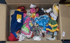Box of Assorted Collectable's.