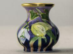 Moorcroft - Hand Enamelled Miniature Met