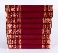 Set of 8 The New Book of Knowledge By Th