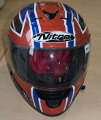 Motorcycle Helmet, Colours Of The Union