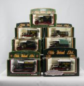 Corgi - Eddie Stobart Die Cast Models. All Boxed and In Mint Condition. ( 7 ) Models In Total.