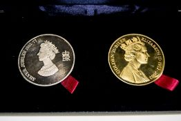 UK 2002 - Tower Mint Gold Jubilee Medall
