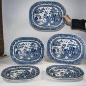 Staffordshire - Stone China 19th Century