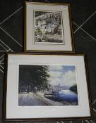 Judy Boyes Limited Edition Signed Print