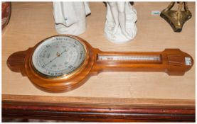 Reproduction Wall Barometer, 30 inches h