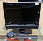 Small Akura Portable TV