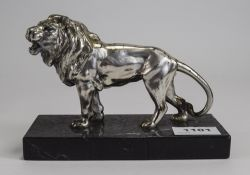 Early/Mid 20thC Paperweight Depicting A