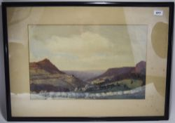 James Purdy Oldham Artist Framed Waterco