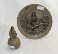 Poole Pottery Barbara Linley Adams 'A Ch