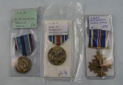 USAF Distinguished Flying Cross Together