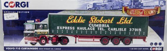 Corgi/Eddie Stobart Interest Volvo F10 Curtainside CC15508