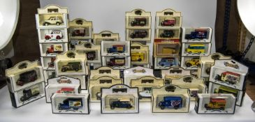 Collection of Boxed Diecast Models comprising DG058026 Z Van, DG013102, DG085025, DG059032,