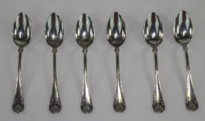 Swedish Early 20th Century Set of Six Si