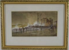 Geoffrey Mortimer Title ' Blackpool Prom