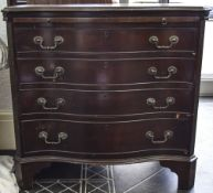 Early To Mid 20thC Chest Of Drawers, Ser