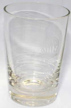 GWR Hotels fruit juice glass