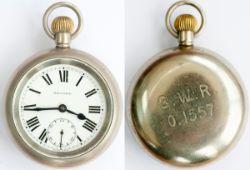 GWR pocket watch