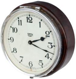 Great Western Railway clock 6in Bakelite