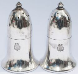 GWR salt & pepper pots