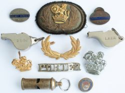 Cap badges and whistles selection