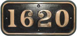 BR-W brass 1620
