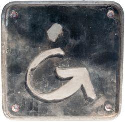 Badge ex 43020 John Grooms