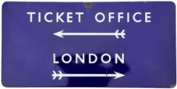 BR(E) FF Ticket Office / London