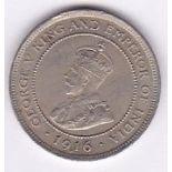 Jamaica 1916 - Farthing, (KM24), UNC