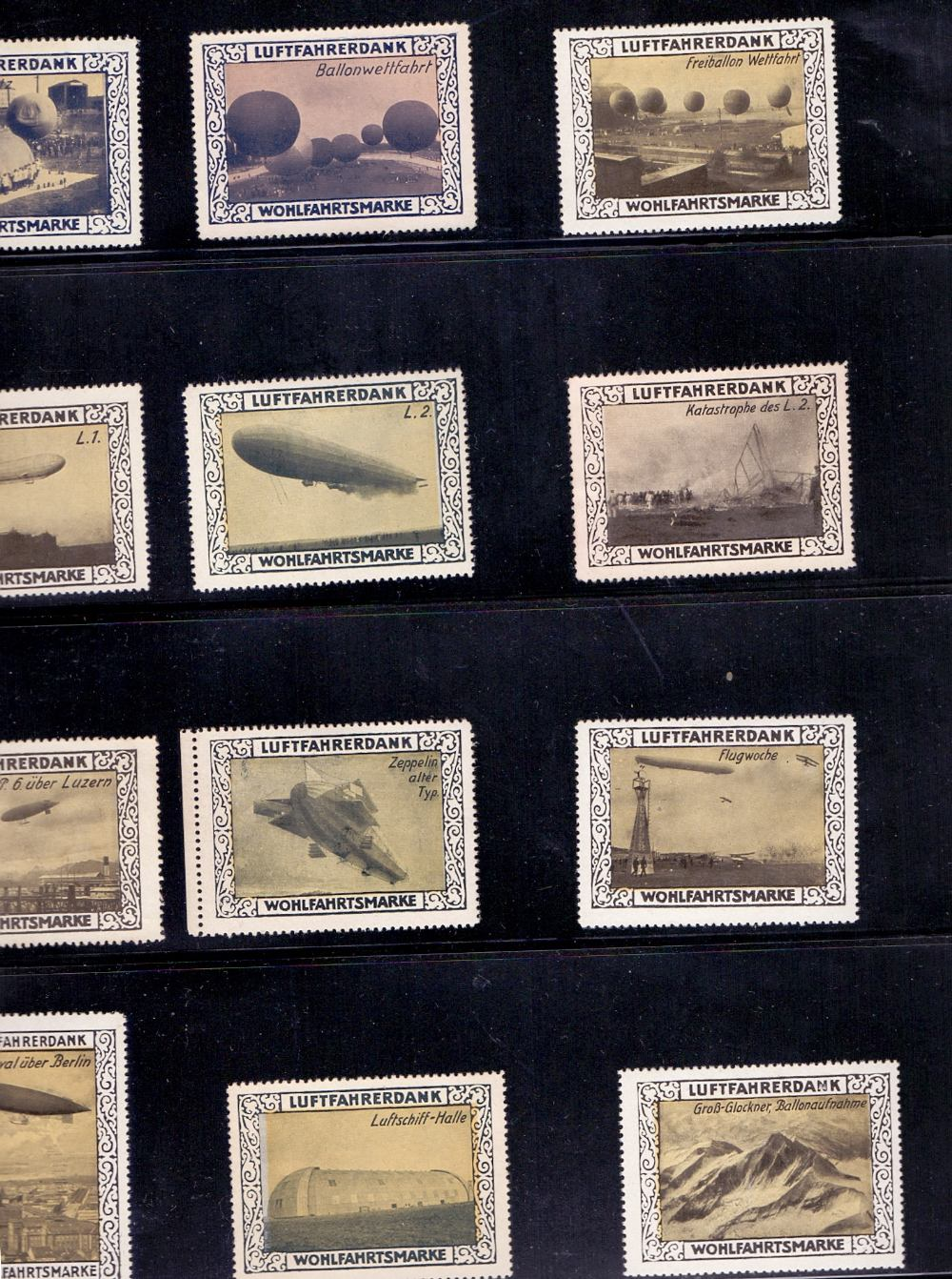 Lot 74 - Postal History and Stamps , Airmail: GER