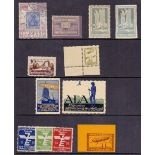 Postal History and Stamps , Airmail: GER