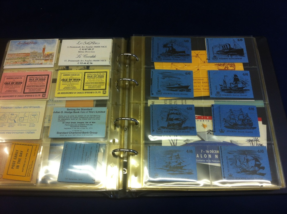 SHIPS, book of world booklets with stamp