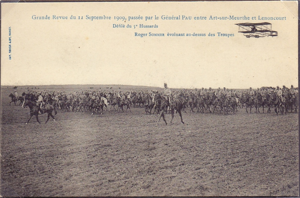 Postal History Airmail: FRANCE, fine col - Image 7 of 7