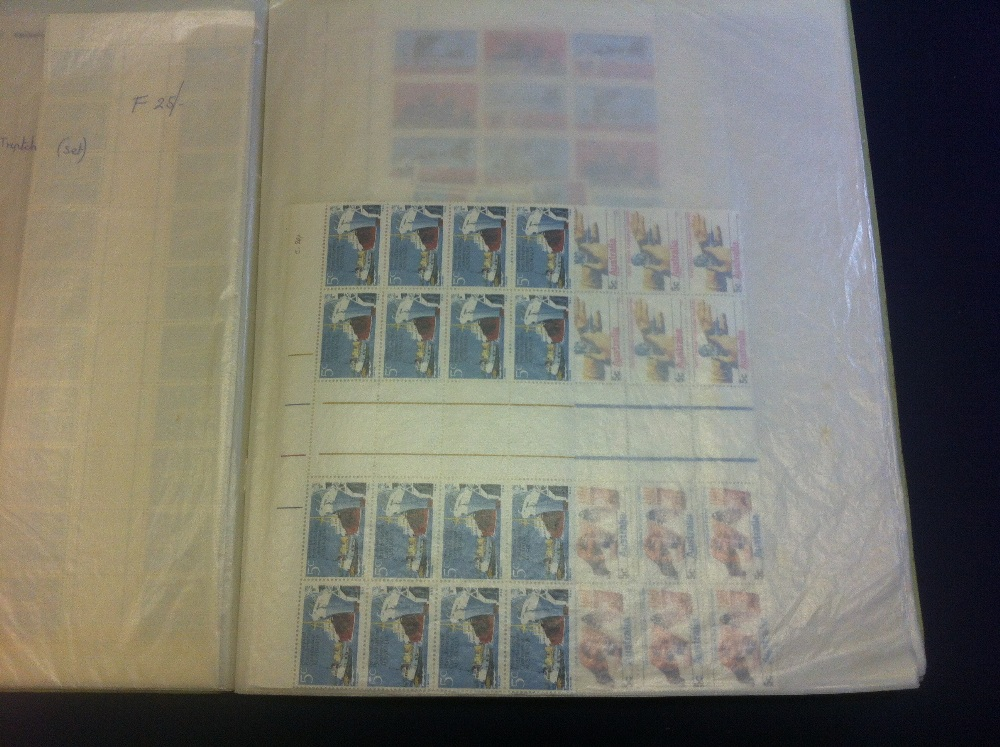 Lot 13 - BRITISH COMMONWEALTH stamps, range of du