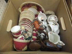 Antique & General & Textile Sale