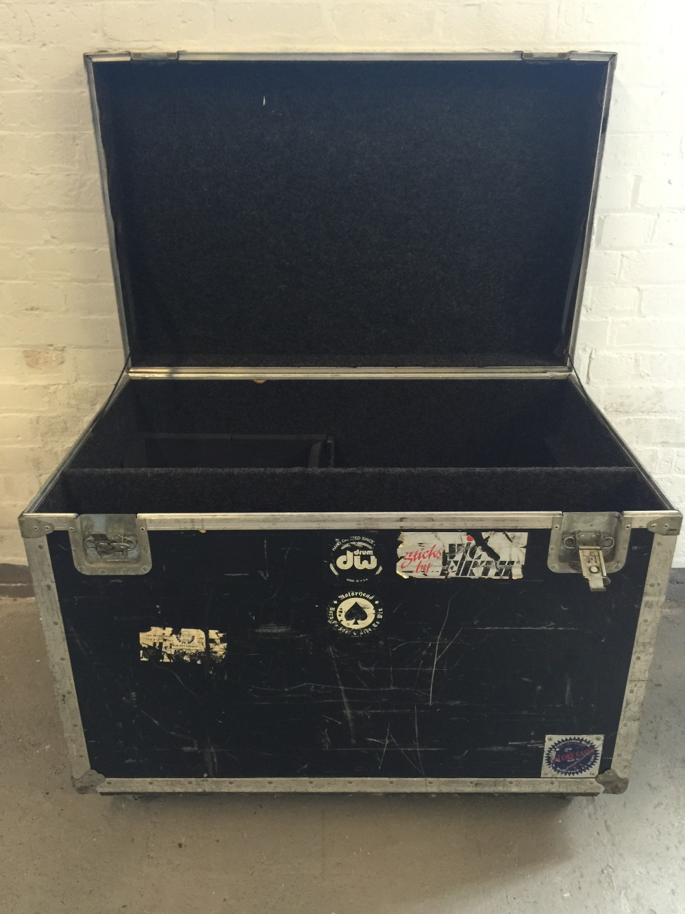 MOTORHEAD & PHILTHY ANIMAL - an Encore Cases flight cased used on Motorhead world tours from the - Image 2 of 4