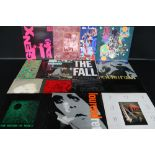"""INDIE/NEW WAVE - Great instant collection of 15 x 12""""/LPs and around 60 x mainly p/s 7"""" singles."""