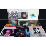 """ROCK/POP - Large collection of aroujnd 100 x 7"""" singles and 25 x LPs."""