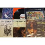 JAZZ - Good large collection of around 100 x LPs.