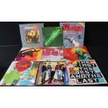 PUNK/NEW WAVE - Superb pack of 17 x LPs with sought after releases! Artists/titles will include The