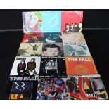 """INDIE/NEW WAVE - Fantastic collection of around 175 x 7"""" with many deleted releases! Artists/titles"""