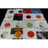 """70s ROCK/POP - Large collection of around 250 x 7"""" singles. Expect to find tracks from Slade inc."""