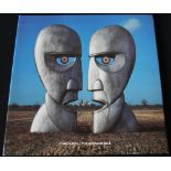 PINK FLOYD - THE DIVISION BELL - Great deleted 1994 original pressing (7243 8 28984 1 2/EMD 1055).